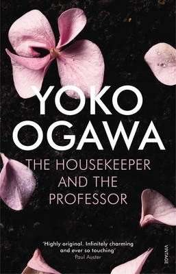 THE HOUSEKEEPER + THE PROFESSOR by Yoko Ogawa, Review