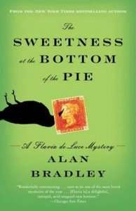 The Sweetness at the Bottom of the Pie - Alan Bradley - Book Cover