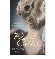 Book Review – DAVID GOLDER by Irene Nemirovsky