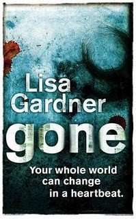 Book Review – GONE by Lisa Gardner
