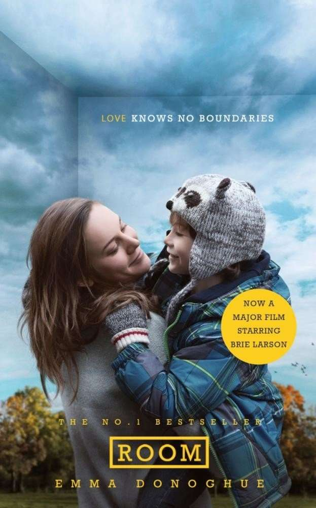 ROOM by Emma Donoghue, Book Review