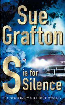 Book Review – S IS FOR SILENCE by Sue Grafton