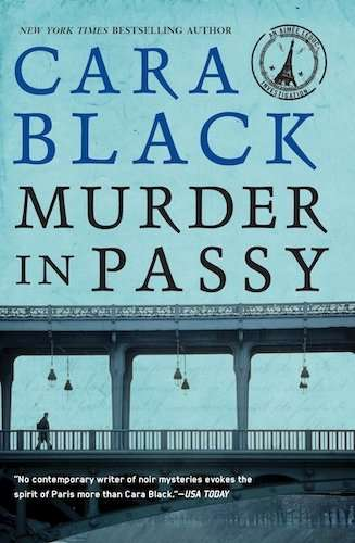 MURDER IN PASSY by Cara Black, Book Review