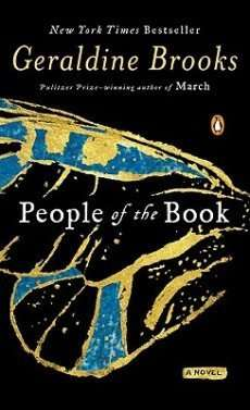 PEOPLE OF THE BOOK by Geraldine Brooks, Review: Compelling