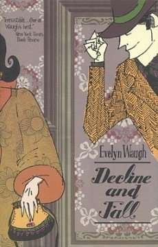 Decline and Fall by Evelyn Waugh, Review: Shockingly clever satire