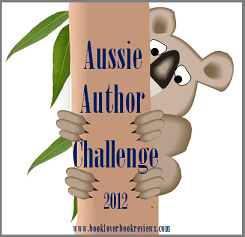 Aussie Author Challenge 2012 – Guest Blogger – February