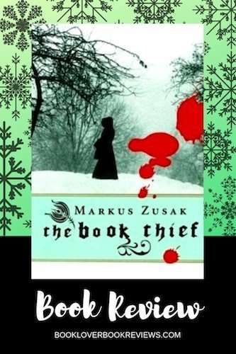 The Book Thief by Markus Zusak - Book Cover - Death in snow