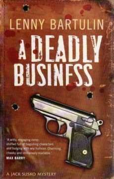 Giveaway – 3 Books by Lenny Bartulin, The Jack Susko Mystery Series