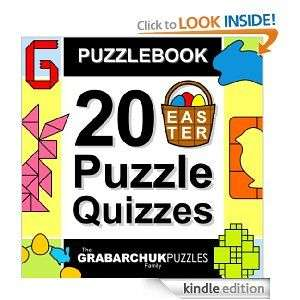 Easter Puzzle Quizzes Grabarchuk
