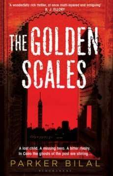 The Golden Scales - Parker Bilal - Review & Cover