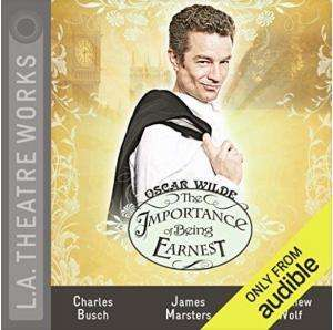 The Importance of Being Earnest, Oscar Wilde Audiobook