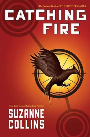 Catching Fire - Hunger Games Book 2 - Suzanne Collins