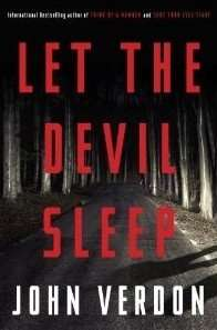 Winner announced – Giveaway of LET THE DEVIL SLEEP by John Verdon
