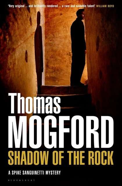 Book Review – SHADOW OF THE ROCK by Thomas Mogford