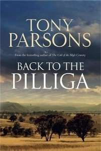 Back to the Pilliga by Tony Parsons