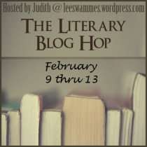 Literary Blog Hop Feb 2013