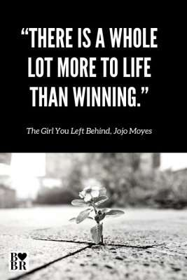 More To Life Than Winning Quote