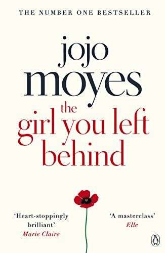 Jojo Moyes The Girl You Left Behind Review