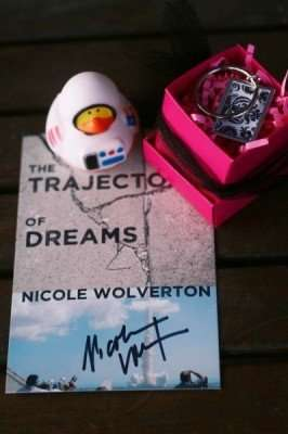 Trajectory of Dreams prize pack