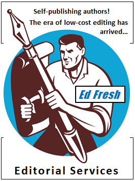 Ed Fresh Editorial Services – Guest Post