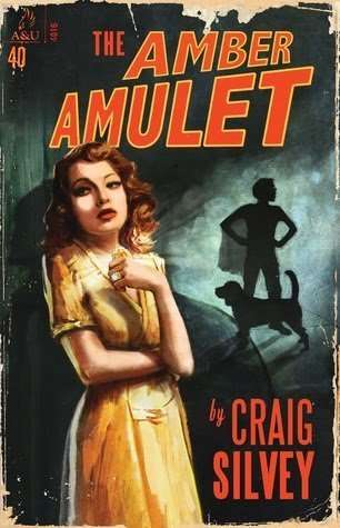 THE AMBER AMULET by Craig Silvey, Book Review