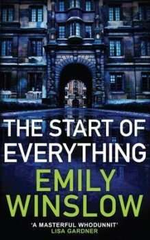 Book Cover Battle – The Start of Everything by Emily Winslow