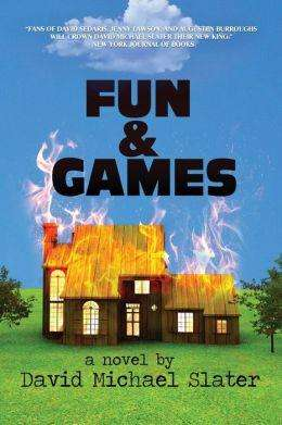 Book Review – FUN & GAMES by David Michael Slater
