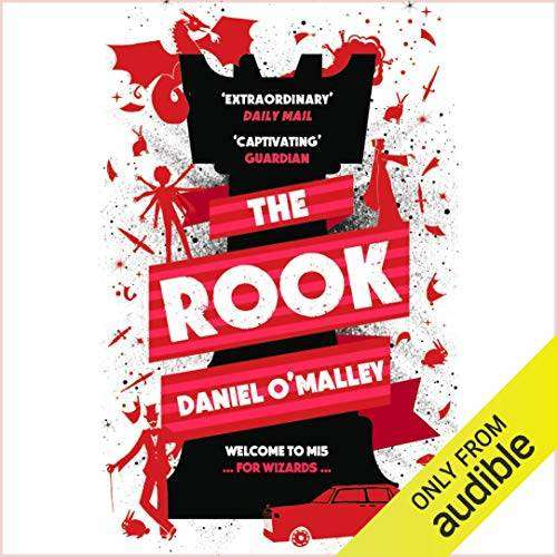 The Rook by Daniel O'Malley, Review: Sci-fi adventure with heart