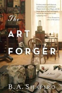 The Art Forger by B A Shapiro