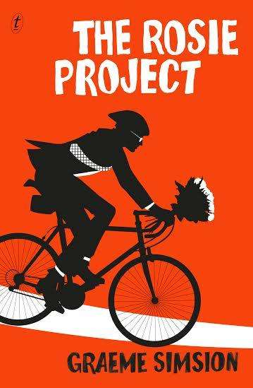 The Rosie Project by Graeme Simsion Text Publishing