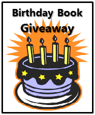 Birthday Book Giveaway