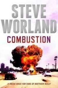 Combustion by Steve Worland