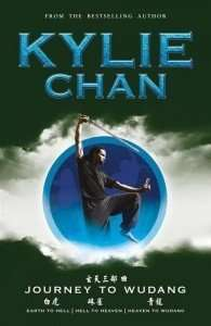 Journey to Wudang by Kylie Chan
