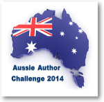 Aussie Author Challenge 2014 final badge