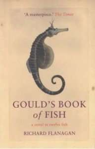 Gould's Book of Fish by Richard Flanagan (2)