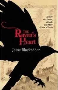 Raven's Heart by Jesse Blackadder