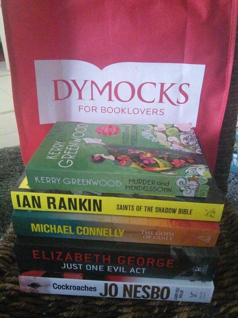 Dymocks gift pack