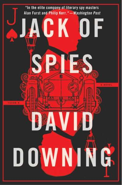 JACK OF SPIES by David Downing, Book Review