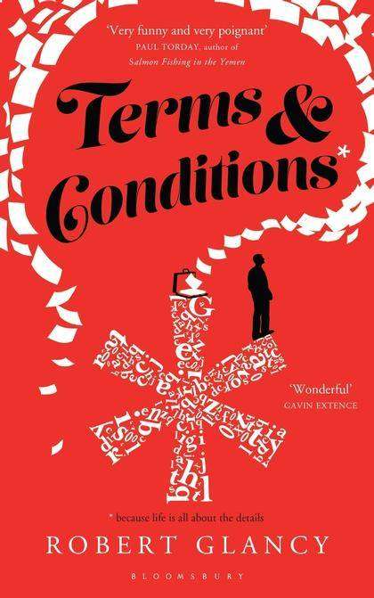 Terms & Conditions by Robert Glancy, Review: Hilarious banter