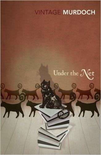 UNDER THE NET by Iris Murdoch, Book Review: Unravelling farce