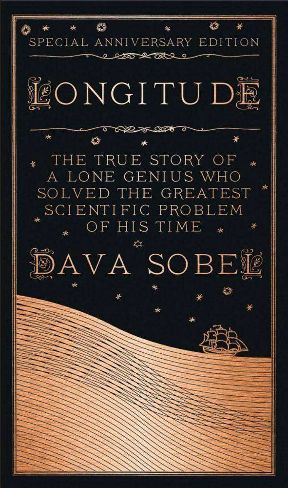 LONGITUDE: The true story of a lone genius by Dava Sobel, Review