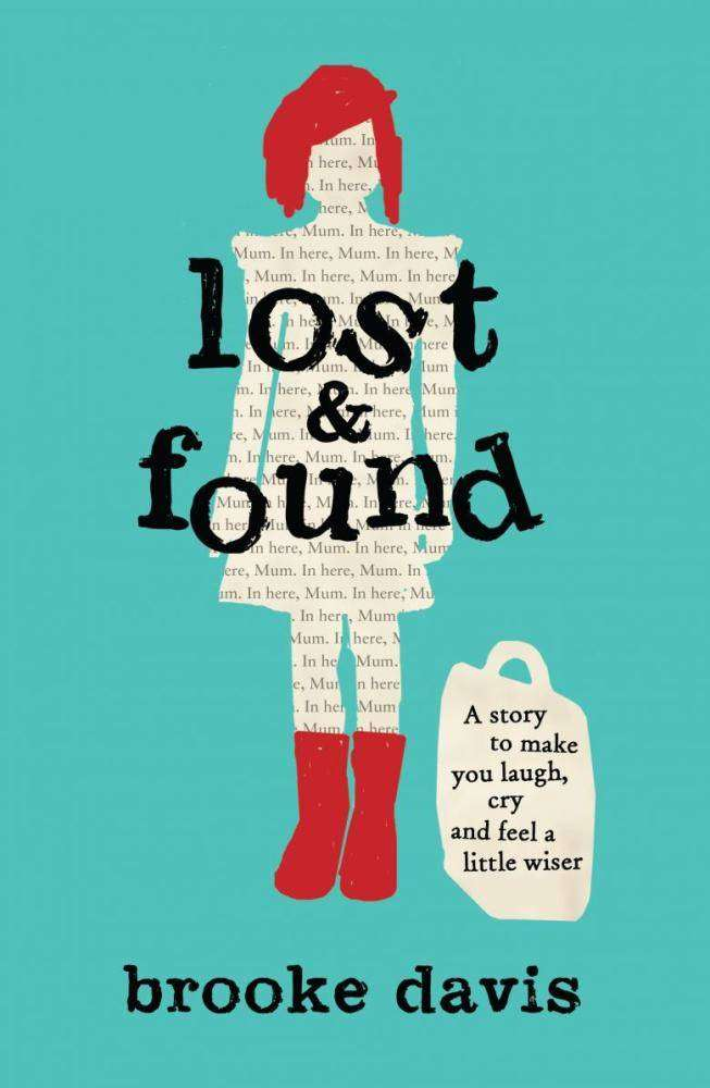 Your chance to win a copy of LOST & FOUND by Brooke Davis