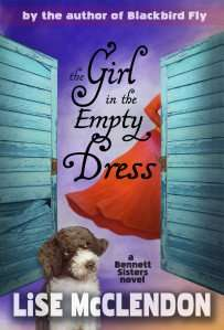 Book Review & Giveaway – THE GIRL IN THE EMPTY DRESS by Lise McClendon