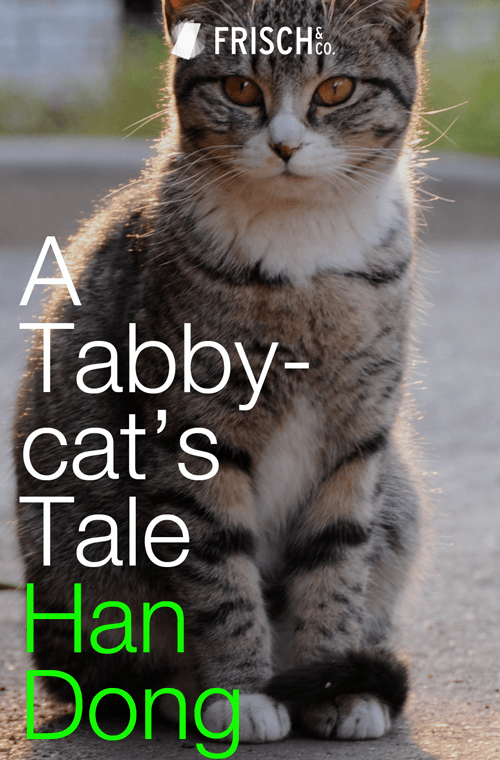 Book Review – A TABBY-CAT'S TALE by Han Dong