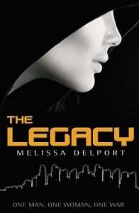 THE LEGACY by Melissa Delport, Book Review: Hard to put down