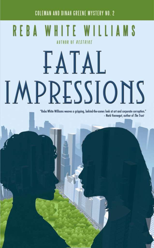Book Review – FATAL IMPRESSIONS by Reba White Williams