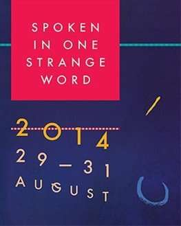 It's festival season – Queensland Poetry and Brisbane Writers