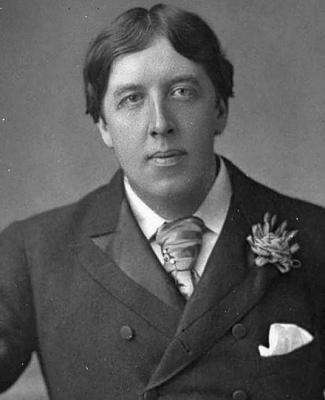 Oscar Wilde 1889, author of The Canterville Ghost