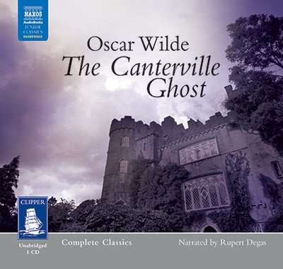 THE CANTERVILLE GHOST by Oscar Wilde, Book Review