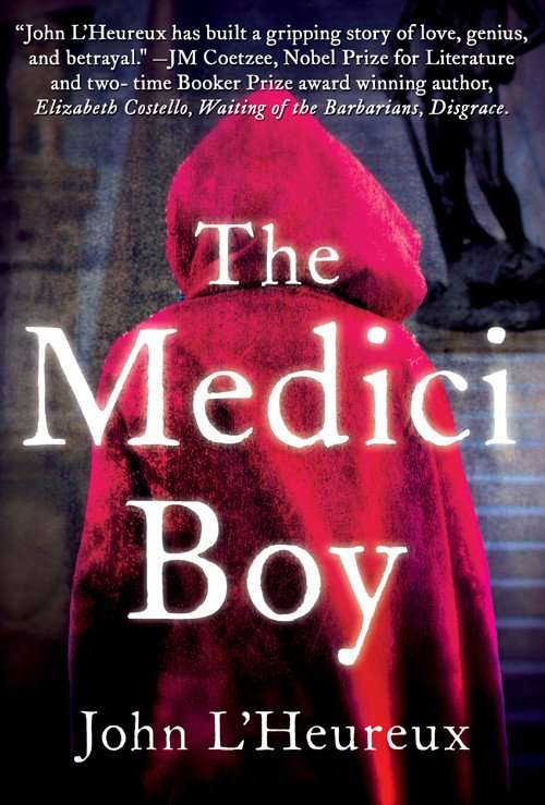 Book Review – THE MEDICI BOY by John L'Heureux
